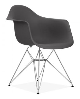 Eames DAR Dark Grey