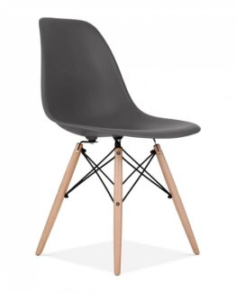 Eames DSW Dark Grey