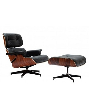 Fantastic Eames Style Lounge Chair And Ottoman Pdpeps Interior Chair Design Pdpepsorg