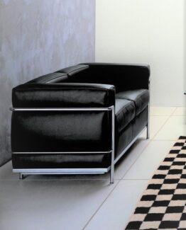 LC2 2 Seater Sofa