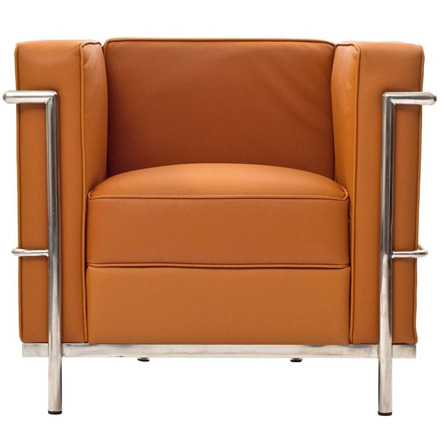 Le Corbusier LC2 tan