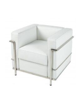 Le Corbusier LC2 white