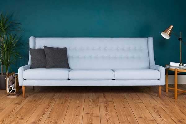 Mid Century Style New Sofa £1295