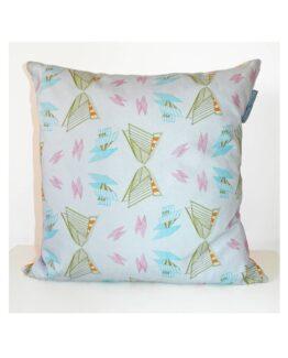 Annabel Perrin Architectural Butterflies Cushion Cover