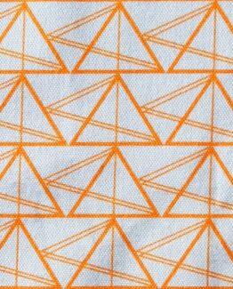 Annabel Perrin Geometric Triangles Fabric