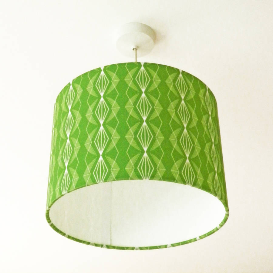 Annabel Perrin Imperial Diamond Lampshade 2