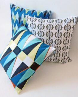 Annabel Perrin Spectrum Cushion Cover 1