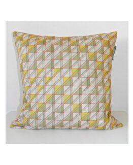 Annabel Perrin Triangular Windows Cushion Cover