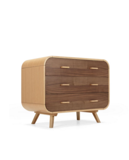 Fonteyn Chest Of Drawers Walnut