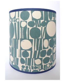 Mintprint Binary Drum Lampshade