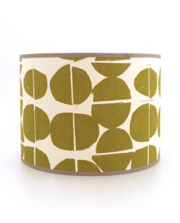 Mintprint Coins Drum Lampshade 2