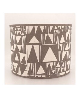 Mintprint Trinary Drum Lampshade