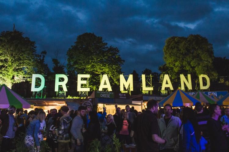 Dreamland Margate Mid Century