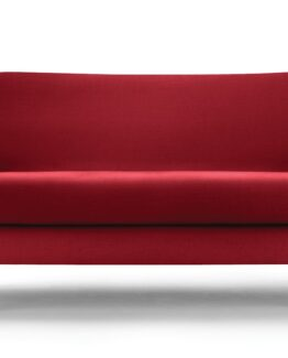 Jonah 2 Seater Sofa Red