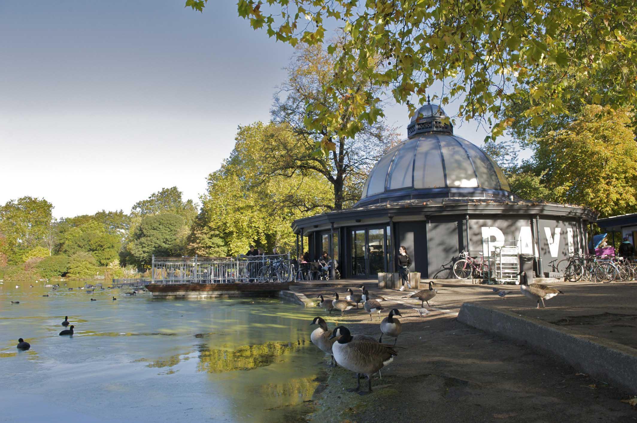 Victoria Park Hackney