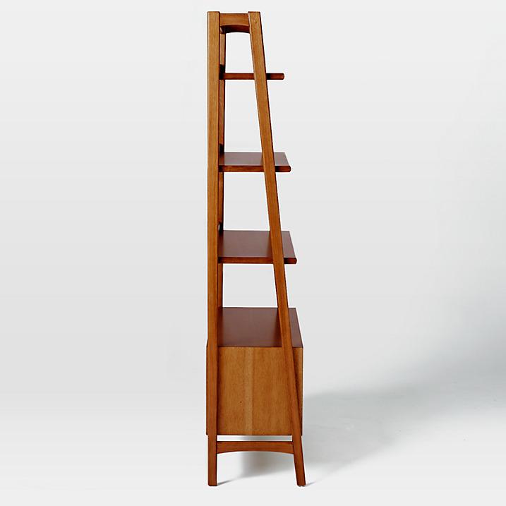 West Elm Acorn Bookshelf 3