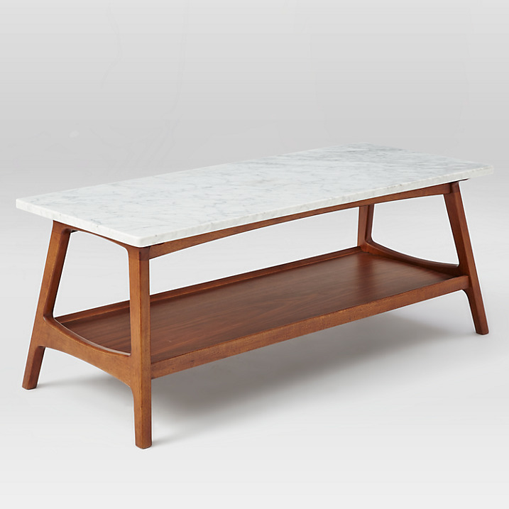 West elm reeve coffee table for West elm coffee table sale
