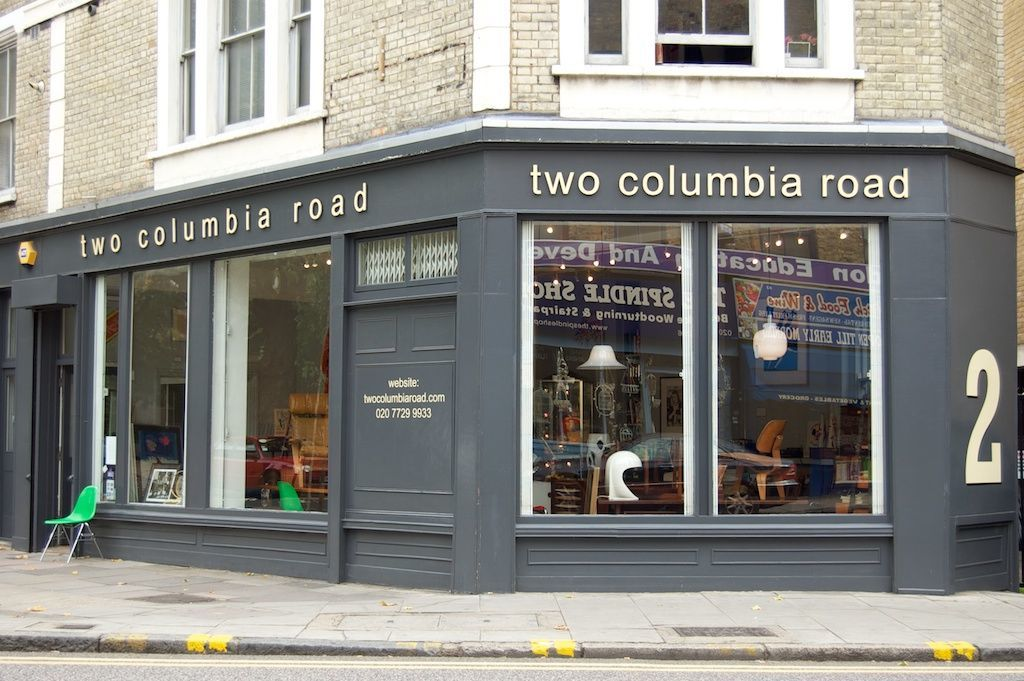 two columbia road