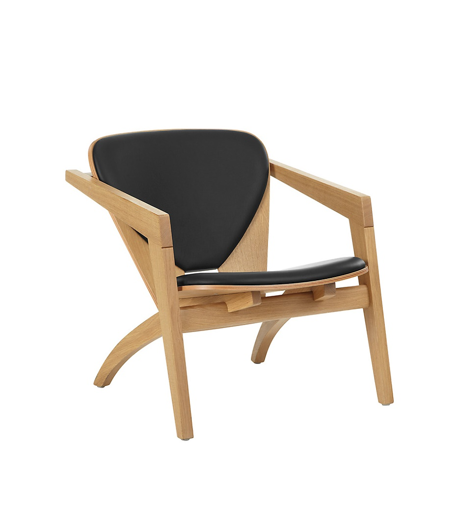 hans wegner butterfly easy chair