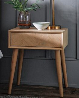 Portobello Bedside Table