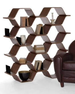 polygon shelves