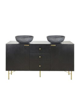 Jagger 3 Drawer Vanity