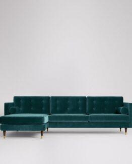 Porto left hand corner sofa