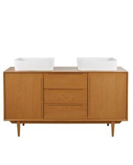 Portobello 3 Drawer Vanity