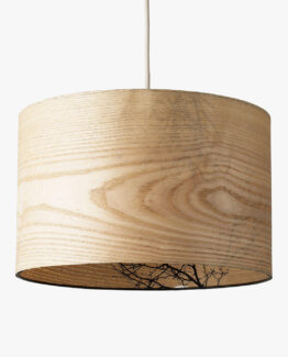 Woodland Drum Shade
