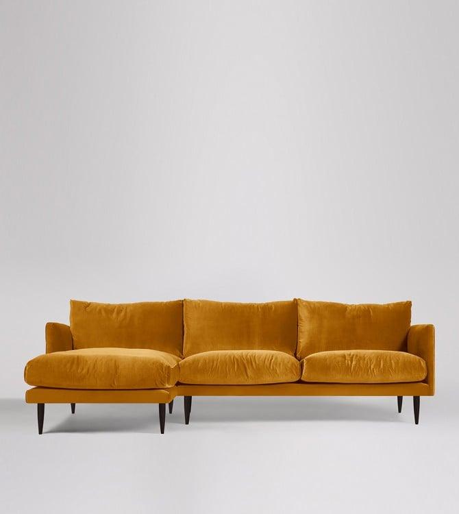 luna corner sofa