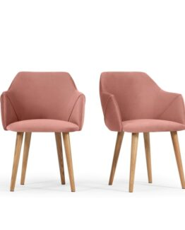 Lule Carver Chairs (Set of 2)