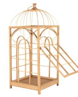 Minho Bamboo Cage Lantern