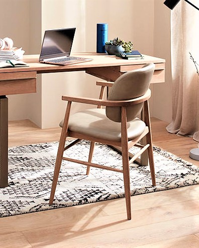 Frame Leather Office Chair