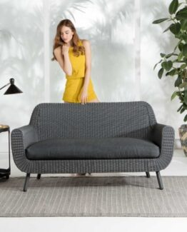 Jonah Garden 2 Seater Sofa