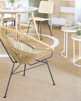 Copacabana Faux Rattan Garden Chair