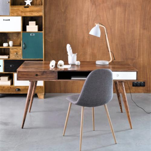 Andersen Sheesham Wood Desk