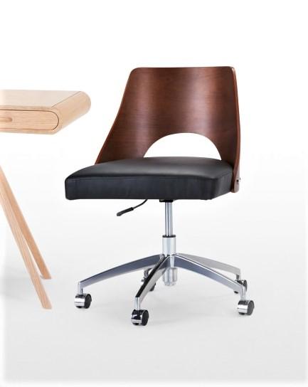 Hailey Swivel Office Chair