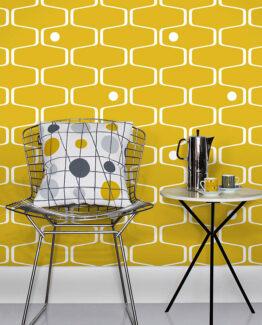 Net and Ball Wallpaper