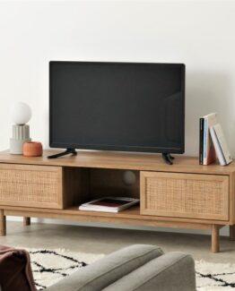 Pavia Rattan TV Stand
