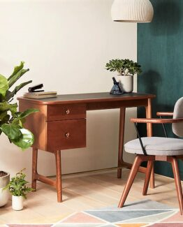 Soren Narrow Desk