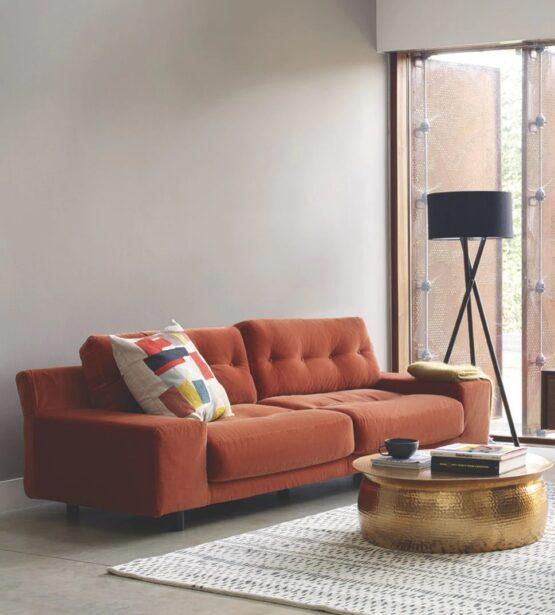 Hendricks 3 Seater Sofa
