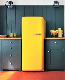 Smeg FAB28 Fridge Freezer