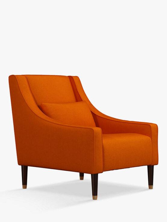 Swept Armchair