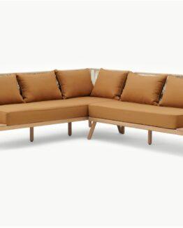 Alif Garden Corner Lounge Set