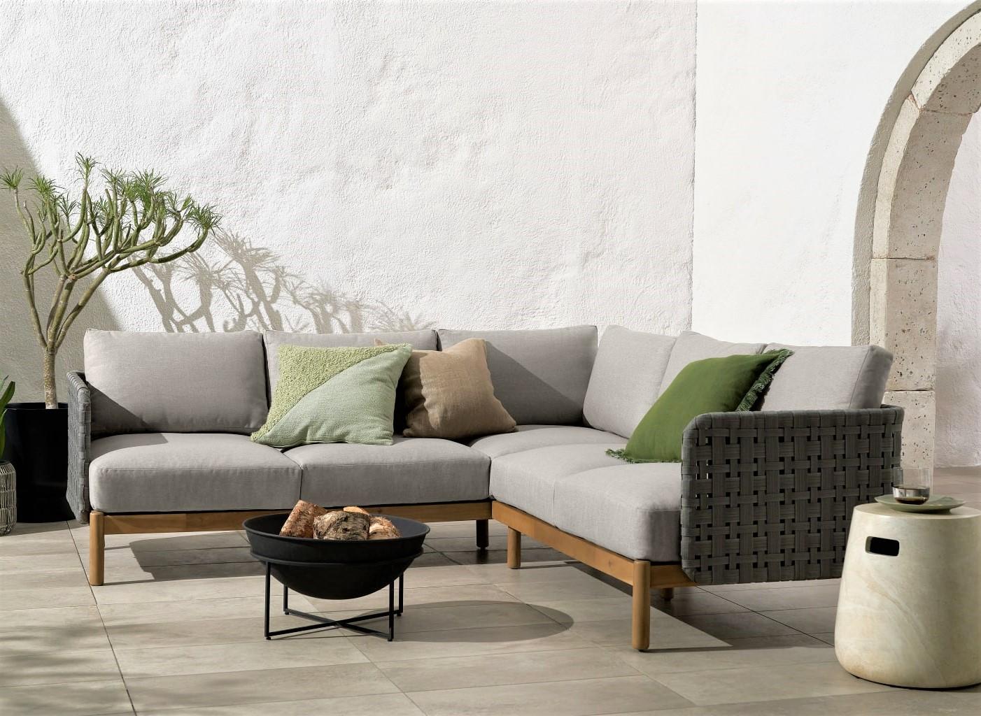 Kolbe Garden Corner Lounge Set
