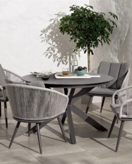 Royalcraft Round Garden Dining Set