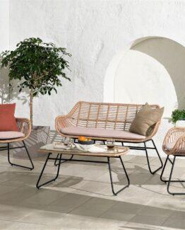 Tamika Garden Lounge Set