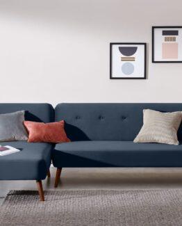 Elvi Chaise End Sofa Bed