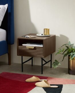 Haines Bedside Table