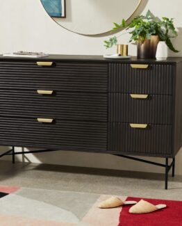 Haines Wide Chest of Drawers